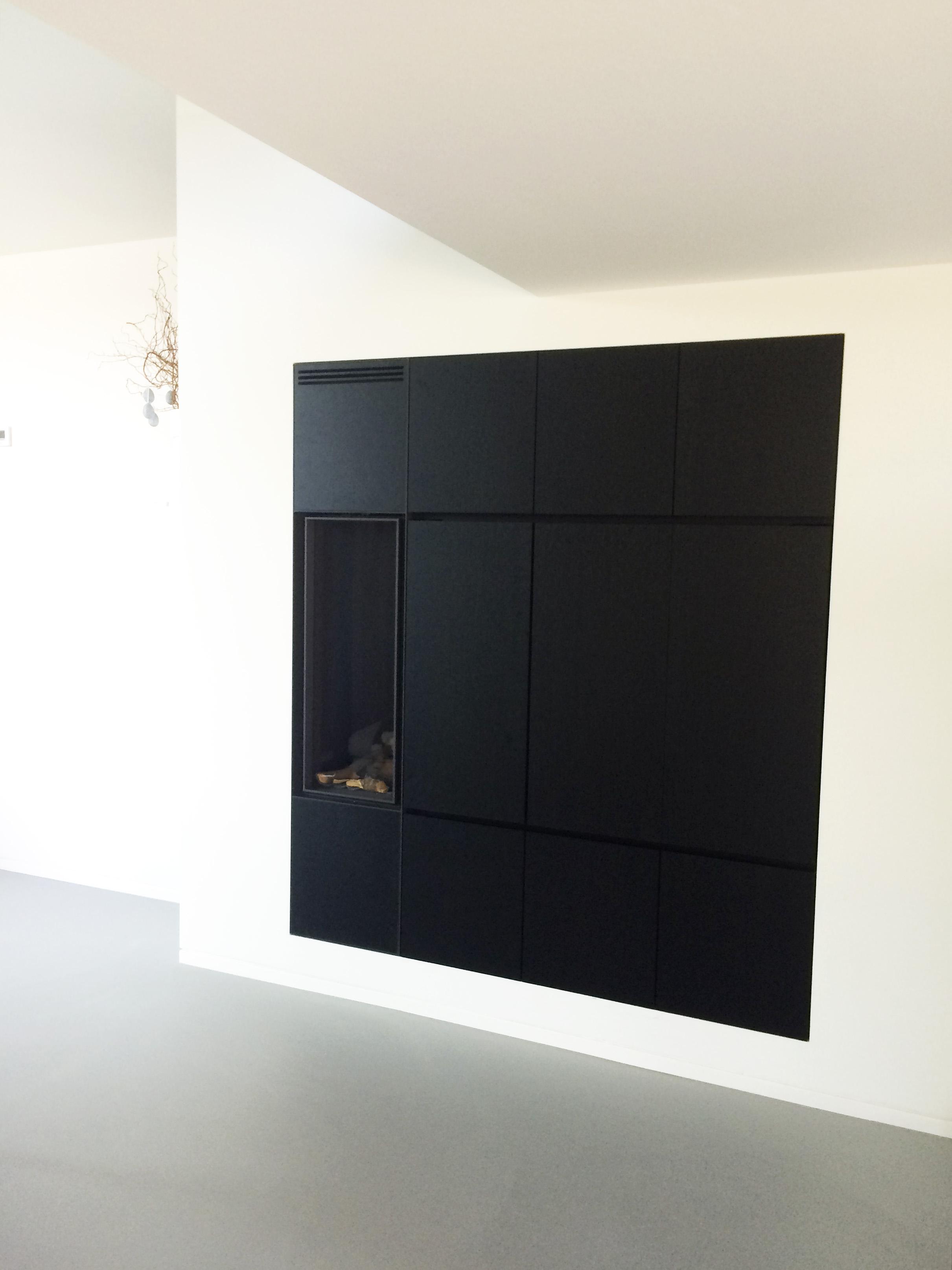 meubel met ingebouwde elektrische sfeerhaard of tv, tv-meubel, haard meubelkast, tv haard meubel